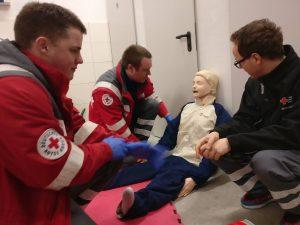 AED Rezertifizierung 2017 / 1